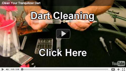See Our Video On How To Clean Your Dart