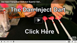 See Our Video On The Superiority Of The Dan-Inject Dart
