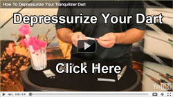 Learn How To Depressurize Your Dart