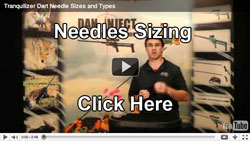 Click Here To View Our Video On Needles Sizes and Types