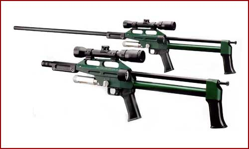 Rifles de Co2