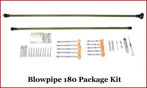 Blowpipe 180 Package Deal
