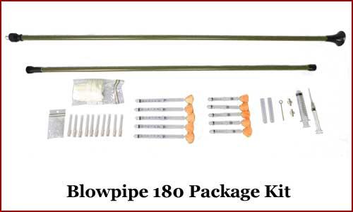 Blowpipe 180 Package Deal