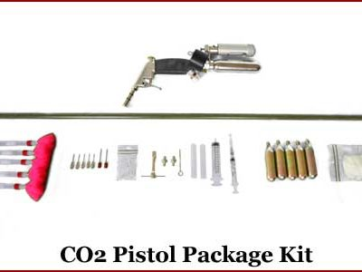 CO2 Pistol Package Deal
