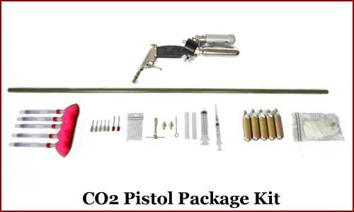 CO2 Pistol Package Deal