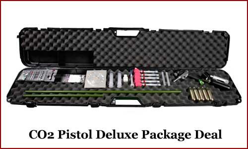 Deluxe Pistol Package
