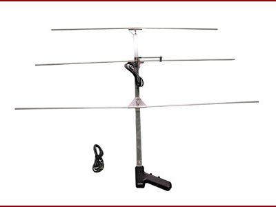 Telemetry Antenna Open