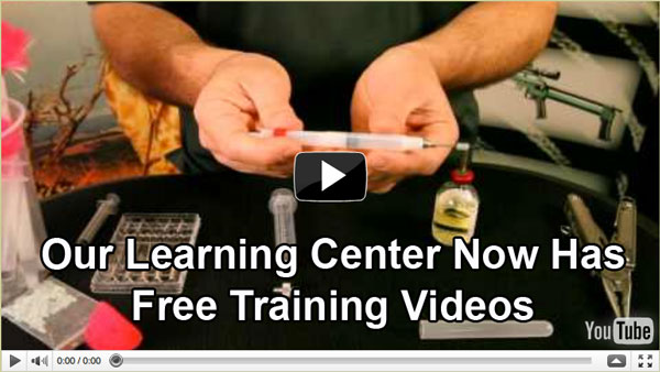 Dan-Inject Dart Guns Now Has Free Training Videos In Our Learning Center
