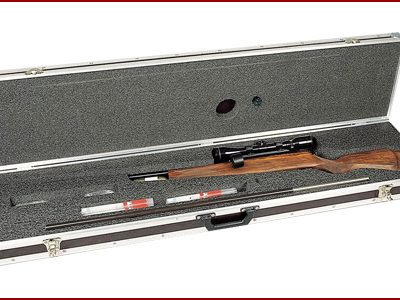 IM Rifle and Case