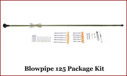 Blowpipe 125 Package Deal