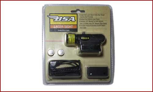 BSA Red Dot Laser Sight