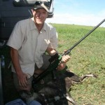 Matt Beck of Zambia Carnivores Uses Dan-Inject Dart Guns